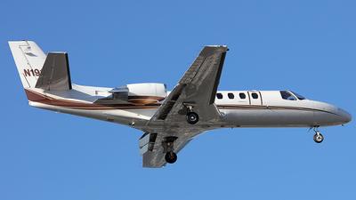 A picture of N191VE - Cessna 560 Citation V - [5600150] - © Wojtek Kmiecik