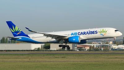 F-HHAV - Airbus A350-941 - Air Caraïbes Atlantique