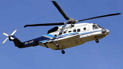 A picture of PROHF - Sikorsky S92A Helibus - [920177] - © Allan Martins Antunes