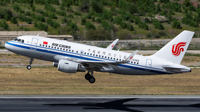 B-6468 - Airbus A319-115 - Air China