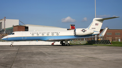 01-0028 - Gulfstream C-37A - United States - US Air Force (USAF)