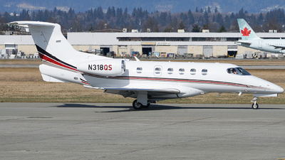 N318QS - Embraer 505 Phenom 300 - NetJets Aviation