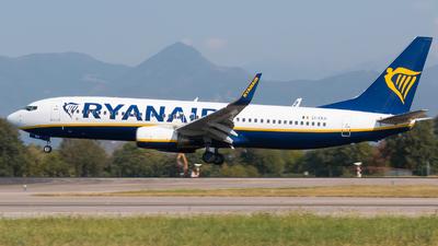 EI-EKR - Boeing 737-8AS - Ryanair