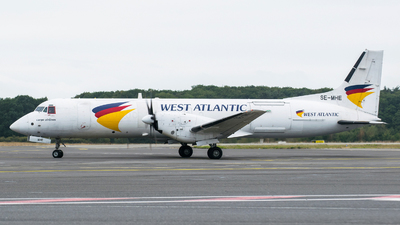 SE-MHE - British Aerospace ATP-F(LFD) - West Air Sweden