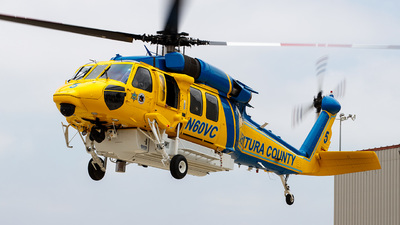 N60VC - Sikorsky HH-60L Blackhawk - United States - Ventura County Fire Department