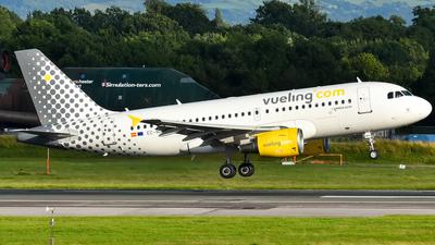 EC-MIR - Airbus A319-112 - Vueling