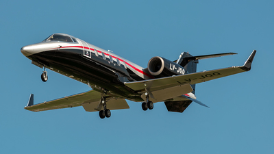LV-JQQ - Bombardier Learjet 60XR - Private