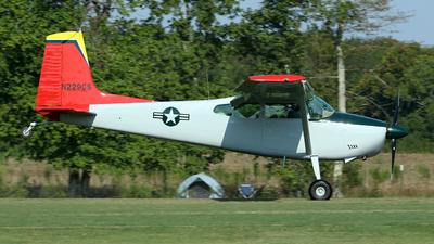 A picture of N229CS - Cessna 182C Skylane - [52363] - © Kevin Porter