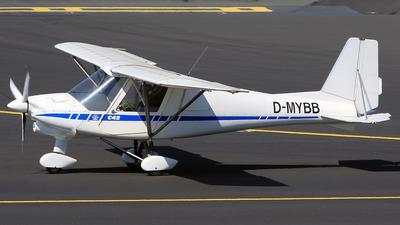 D-MYBB - Ikarus C-42 - Private