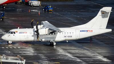 A picture of HK5159 - ATR 42500 - EasyFly - © Pablo Gaviria Angel