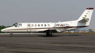 A picture of PRBEE - Cessna 560 Citation Ultra - [5600356] - © Alison Rodrigues - SBPV