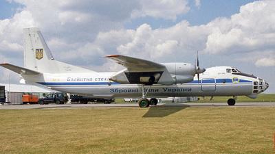 81 - Antonov An-30 - Ukraine - Air Force