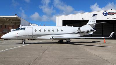 N176QF - Gulfstream G200 - Private