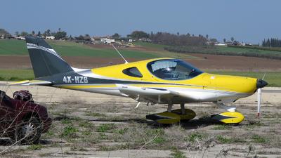 4X-HZB - BRM Aero Bristell NG5 LSA - Private