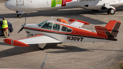 N30VT - Beechcraft V35B Bonanza - Private