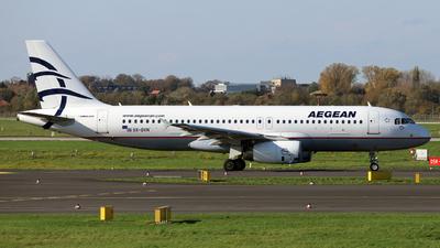 A picture of SXDVN - Airbus A320232 - Aegean Airlines - © Darius Swoboda