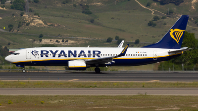 EI-ENK - Boeing 737-8AS - Ryanair