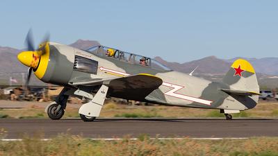 NX18AW - Yakovlev Yak-11 Moose - Private
