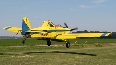 N5012C - Air Tractor AT-502B - Private