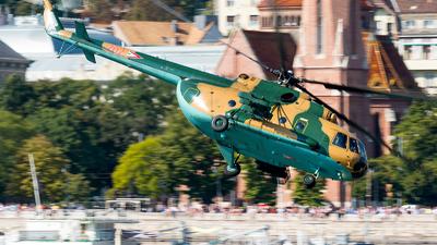 702 - Mil Mi-17 Hip - Hungary - Air Force