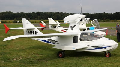 D-MFLW - Flywhale Aircraft Adventure iS Sport - Private