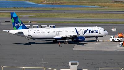 N970JB - Airbus A321-231 - jetBlue Airways