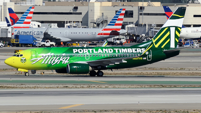 N607AS - Boeing 737-790 - Alaska Airlines