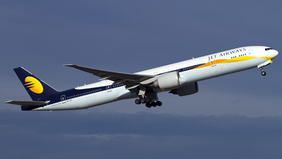 A6-JAA - Boeing 777-35RER - Etihad Airways (Jet Airways)
