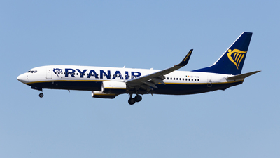 EI-FZD - Boeing 737-8AS - Ryanair
