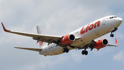 PK-LPO - Boeing 737-8GP - Lion Air