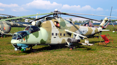 98-32 - Mil Mi-24D Hind D - Germany - Air Force