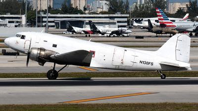 A picture of N138FS - Douglas DC3C - [9967] - © PAUL LINK