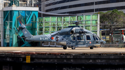 B-LVH - Airbus Helicopters H175 - Hong Kong - Government Flying Service (GFS)
