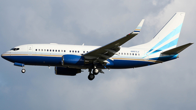 N887LS - Boeing 737-74U(BBJ) - Las Vegas Sands Corporation