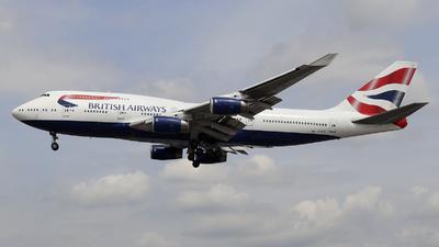G-CIVF - Boeing 747-436 - British Airways