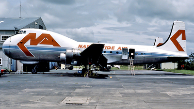 ZK-NWB - Aviation Traders ATL-98 Carvair - Nationwide Air Charter