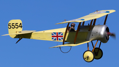 ZK-BTL - Bristol Scout - Private