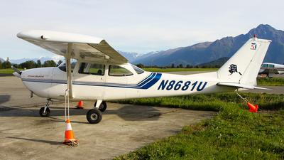 N8681U - Cessna 172F Skyhawk - Private