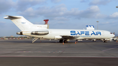 5Y-GMA - Boeing 727-2Q9(Adv) - Safe Air Cargo