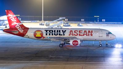 HS-ABE - Airbus A320-216 - Thai AirAsia