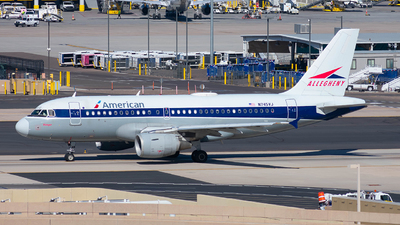 A picture of N745VJ - Airbus A319112 - American Airlines - © Taxi_Way_