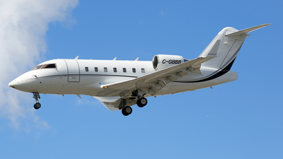 C-GBBB - Gulfstream G-III - Chartright Air