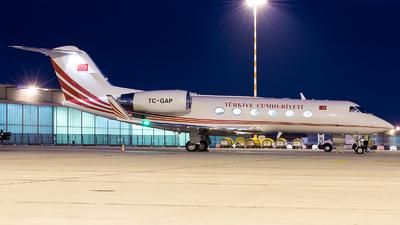 TC-GAP - Gulfstream G-IV - Turkey - Government