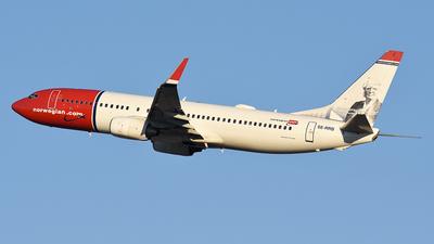 A picture of SERRB - Boeing 7378JP - Norwegian - © Massimiliano Ricotti