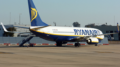 EI-EGB - Boeing 737-8AS - Ryanair