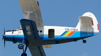 A picture of YRPBU - Antonov AN2 - [1G21522] - © Giorgio Varisco