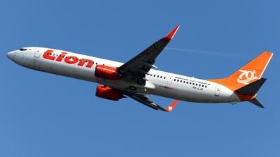 PK-LJZ - Boeing 737-9GPER - Lion Air