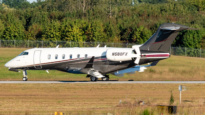 N580FX - Bombardier BD-100-1A10 Challenger 350 - Flexjet