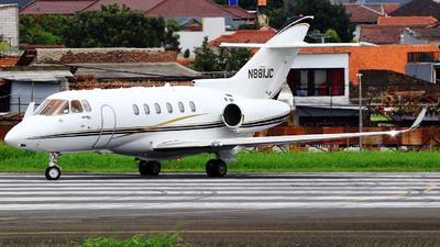 N881JC - Hawker Beechcraft 900XP - Private