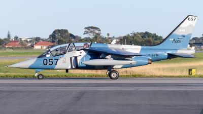 A picture of CGJTA - Dornier Alpha Jet - [057] - © Andrew Lesty